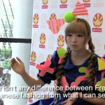 Kyary Pamyu Pamyu interview in France