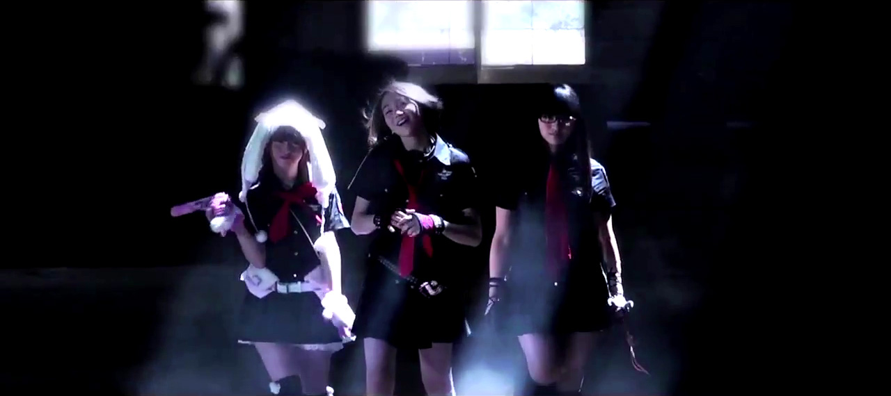 NekoPOP-Pink-Spider-Yuji-Shimomura-2013-action-movie-I