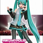Hatsune Miku's first US concert available in a Blu-ray & CD combo set in April
