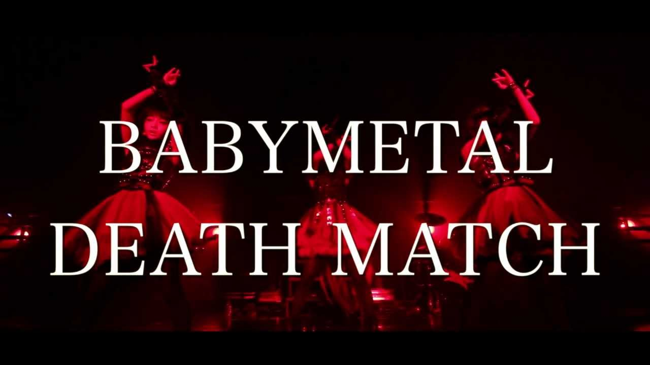 BABYMETAL with FULL METAL BAND LIVE TOUR 2013 (Trailer)