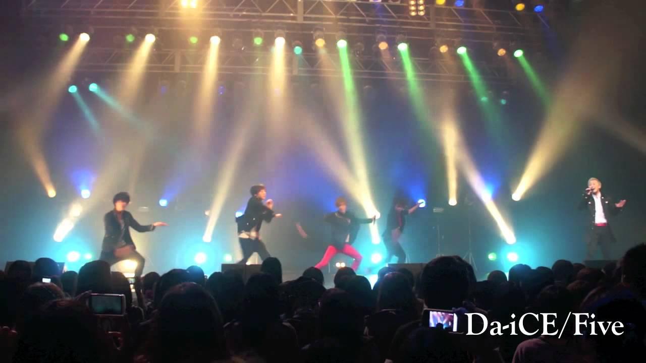 Da-iCE - FIVE (live)