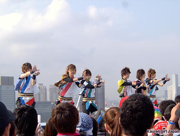 NekoPOP-FUDANJUKU-Tokyo-Idol-Festival-2013-Azure-Stage-1
