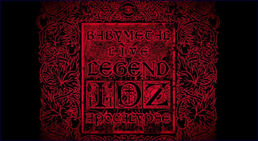 NekoPOP-BABYMETAL-Legend-IDZ-Apocalypse-DVD-1