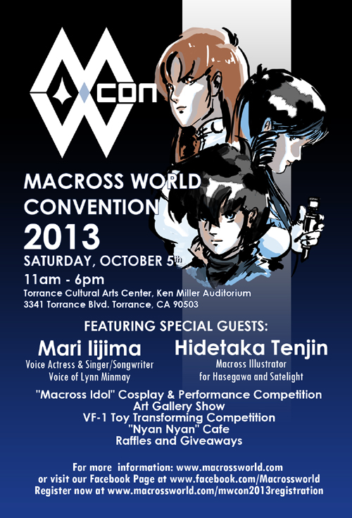 NekoPOP-MacrossWorld-Convention-2013