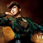 Namie Amuro collaboration with Vogue Japan and Gucci