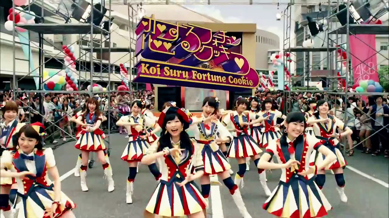 NekoPOP-AKB48-Koi-Suru-Fortune-Cookie-MV-1B