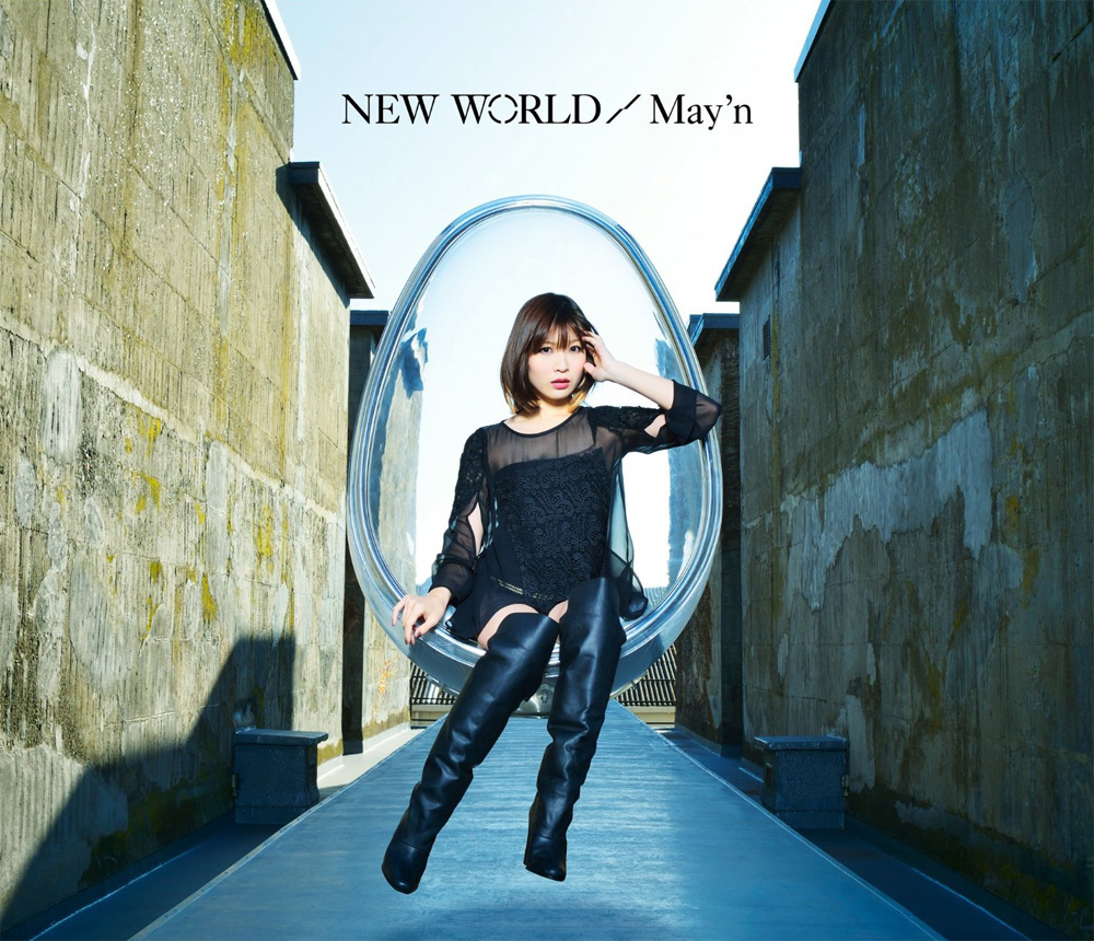 NekoPOP-Mayn-New-World-CD-DVD