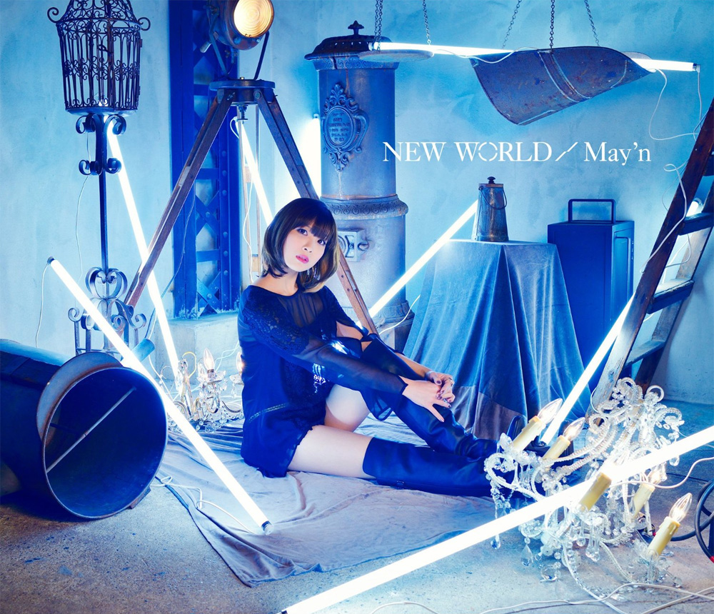 NekoPOP-Mayn-New-World-CD-Live