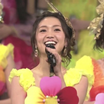 Yuko Oshima announces graduation from AKB48 on Kouhaku
