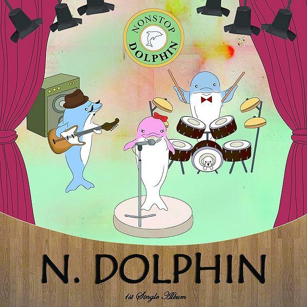 NekoPOP-N-Dolphin-Cover