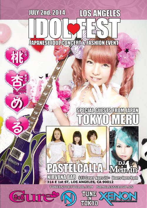 NekoPOP-Tune-in-Tokyo-Idol-Fest-Flyer-Web