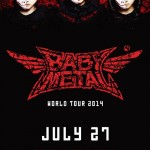 BABYMETAL hits L.A. on July 27