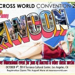 MacrossWorld Con 2014 comes to California in October