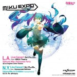 MIKU EXPO 2014 Releases Official Theme Song