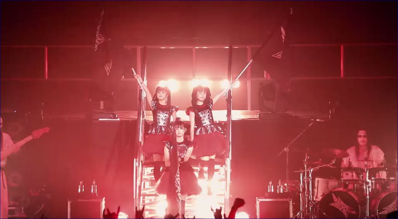 NekoPOP-BABYMETAL-Road-of-Resistance-trailer
