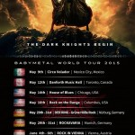 BABYMETAL announces World Tour 2015