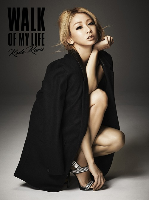 NekoPOP-Koda-Kumi-Walk-of-My-Life-CD-DVD