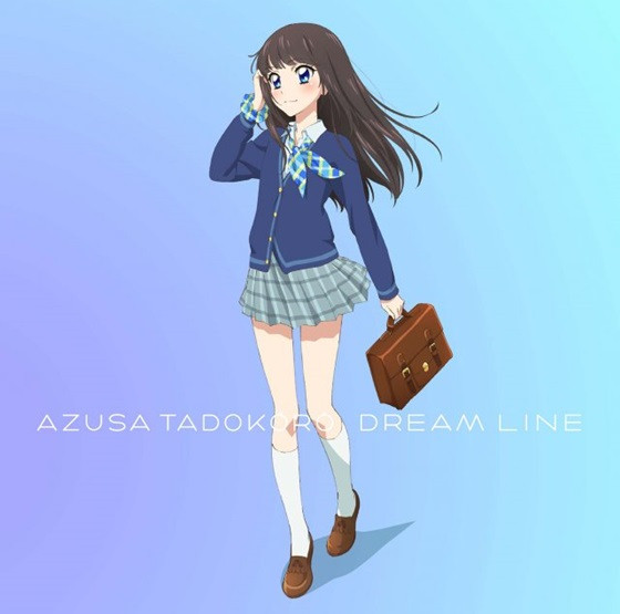 NekoPOP-Azusa-Tadokoro-Dream-Line-Illustration-ver