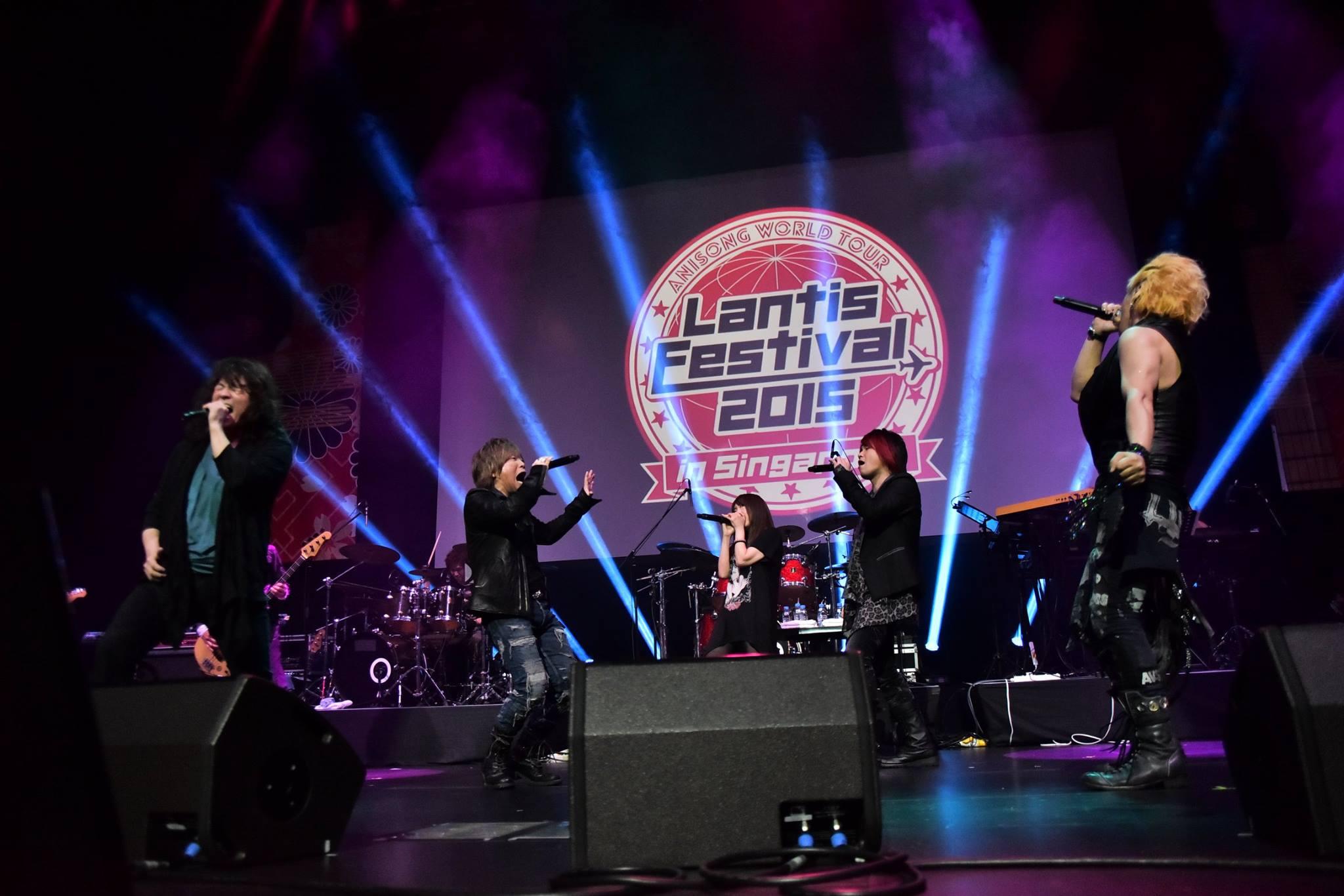 lantis festival in singapore  2015