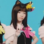"AKB48's special group ""NyaKB with Tsuchinoko Panda"" performs new ""Youkai Watch"" Theme"