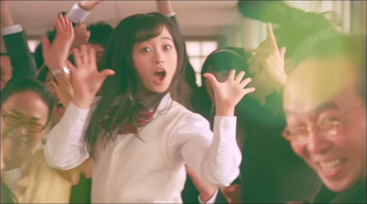 NekoPOP-Kanna-Hashimoto-Nissin-Cup-Noodle-Bakakkoii-CM-B