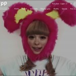Kyary Pamyu Pamyu updates website with fashion video