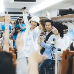 Dreams Come True takes over Shinkansen for 260 km/hr live show