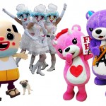 Japanese Mascots Bring Laughter and Culture to J-Pop Summit 2015