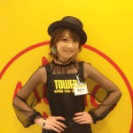 May'n suits up as Tower Records shop girl for No Anime, No Life campaign