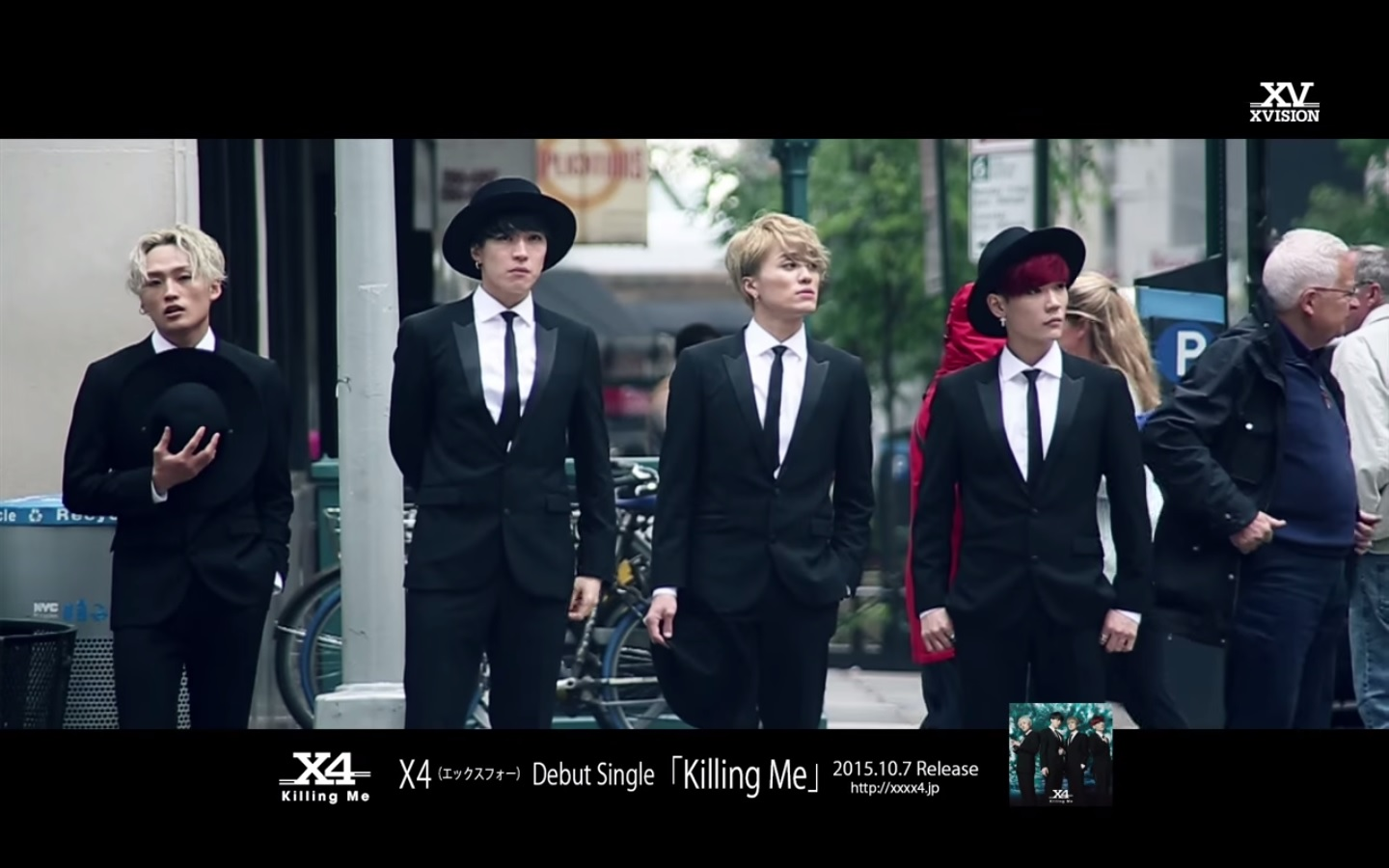 NekoPop_X4_Killing_Me_MV