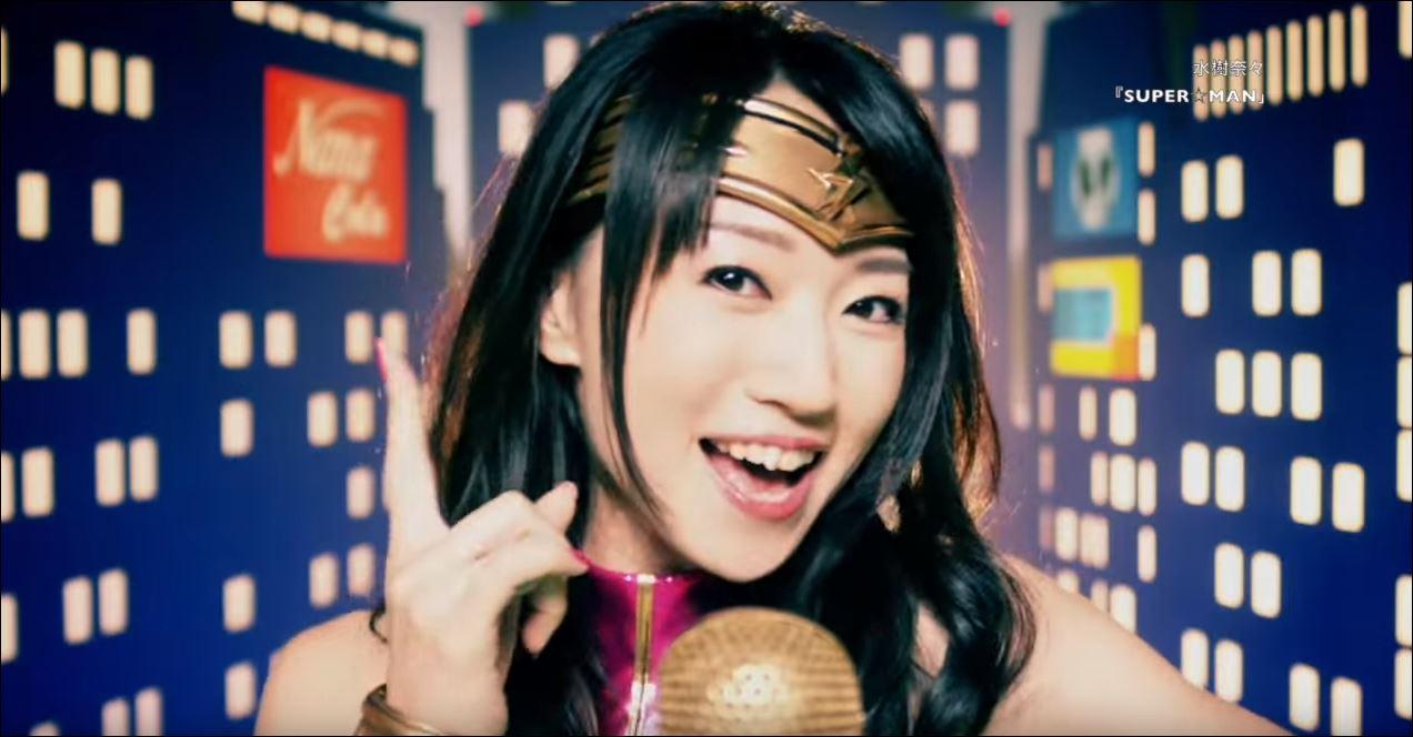 NekoPOP-Nana-Mizuki-Super-Man-MV