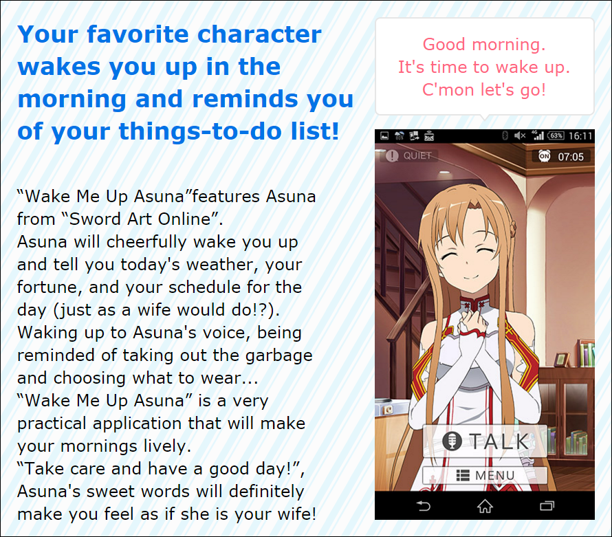 NekoPOP-Wake-Me-Up-Asuna-App-2