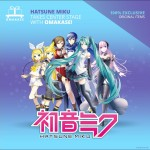 Viewster's OMAKASE to Feature Hatsune Miku and Exclusive Piapro Items