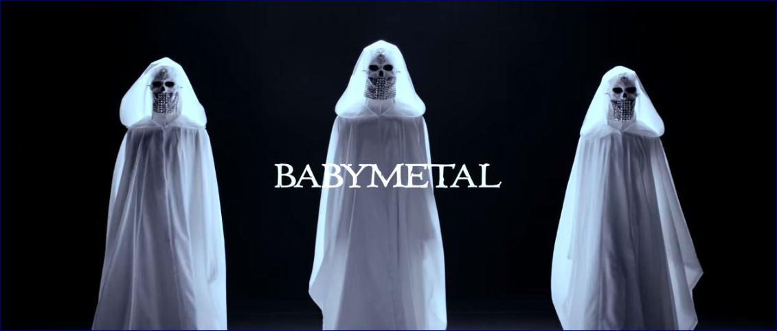 NekoPOP-BABYMETAL-Karate-MV-1