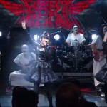 BABYMETAL slays on Late Show with Stephen Colbert