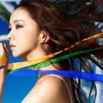 "Namie Amuro creates Olympics song ""Hero"" for NHK"