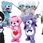 Japanese Go Torch Mascots Return to J-Pop Summit 2016