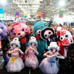Go Torch Mascots dance into fans' hearts at J-Pop Summit