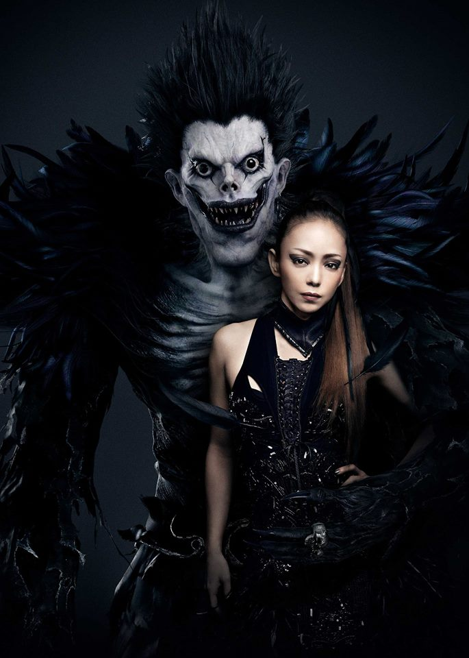 NekoPOP-Namie-Amuro-Death-Note-Light-Up-New-World-promo1