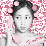 Tomomi Itano reveals triple jackets for 2nd album Get Ready