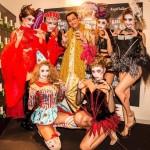 Tokyo's CyberJapan Dancers murder Halloween 2016