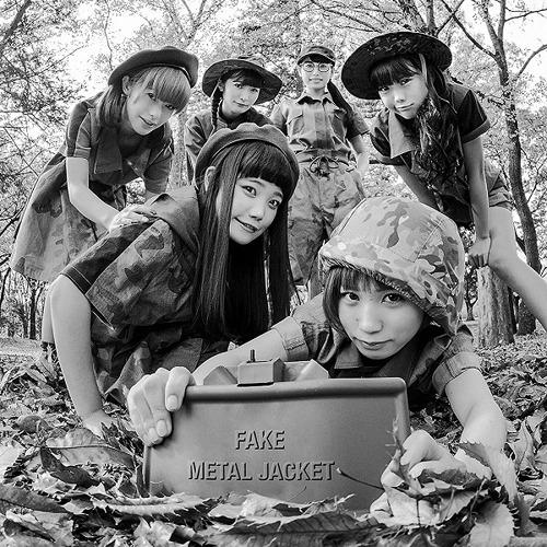 NekoPOP-BiSH-Fake-Metal-Jacket-best-cover