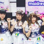 maidreamin charms Dubai fans at Middle East Film and Comicon
