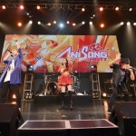 "FLOW and Minori Chihara join for Bandai Namco Shanghai ""Anisong Party"""