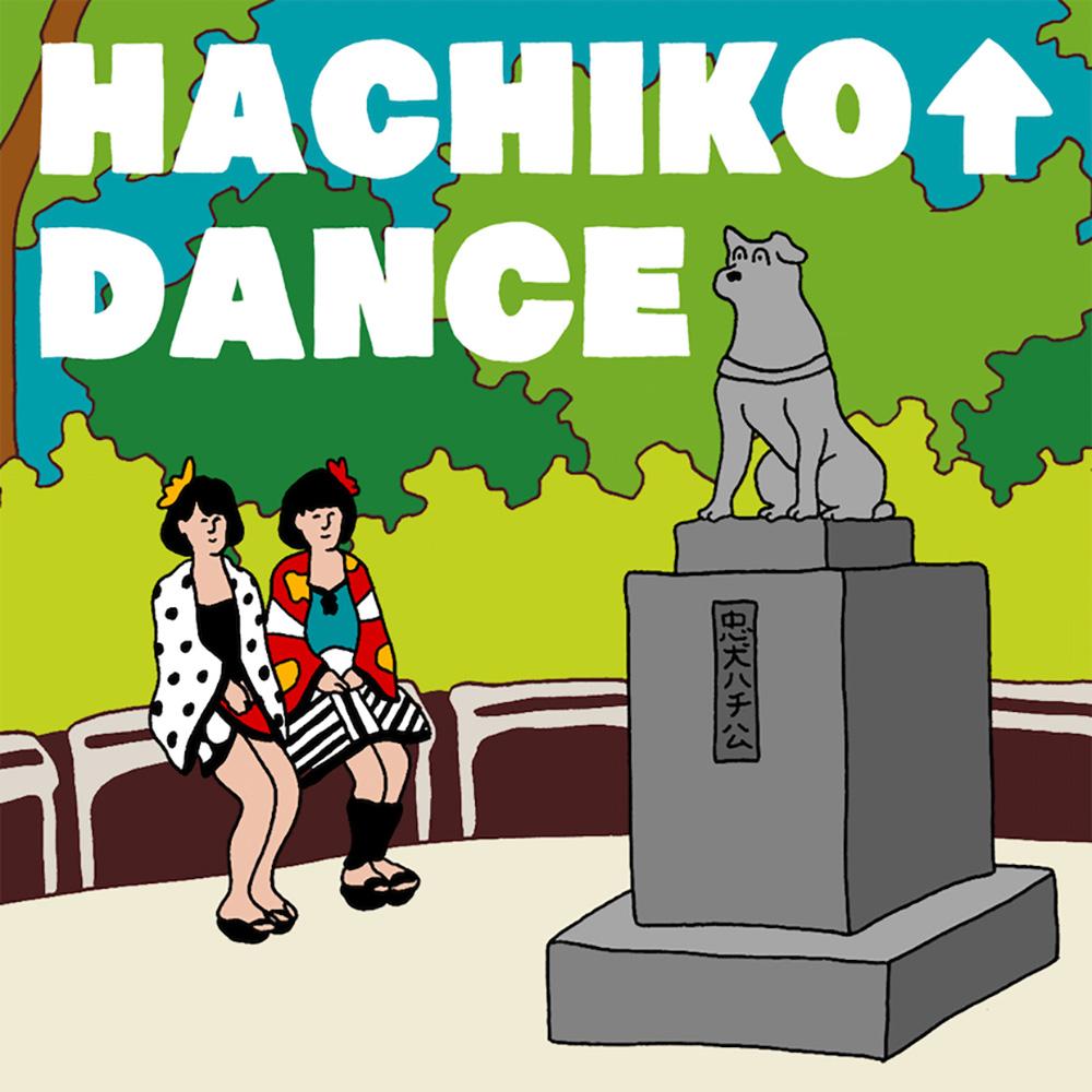 NekoPOP-YANAKIKU-Hachiko-Dance-jacketA