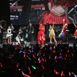 Powerhouse performances at Anisong World Matsuri's Japan Super Live at Anime Expo