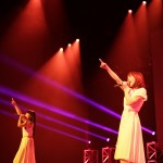 JUNNA and Minori Suzuki (Walküre) at Anisong World Matsuri at Anime Expo 2017 (Gallery)