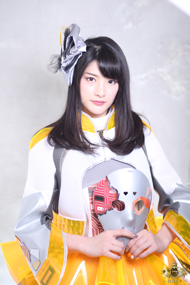 NekoPOP-Kamen-Joshi-Infinity-Girls-iiyama-PC-Erina-Kamiya-2