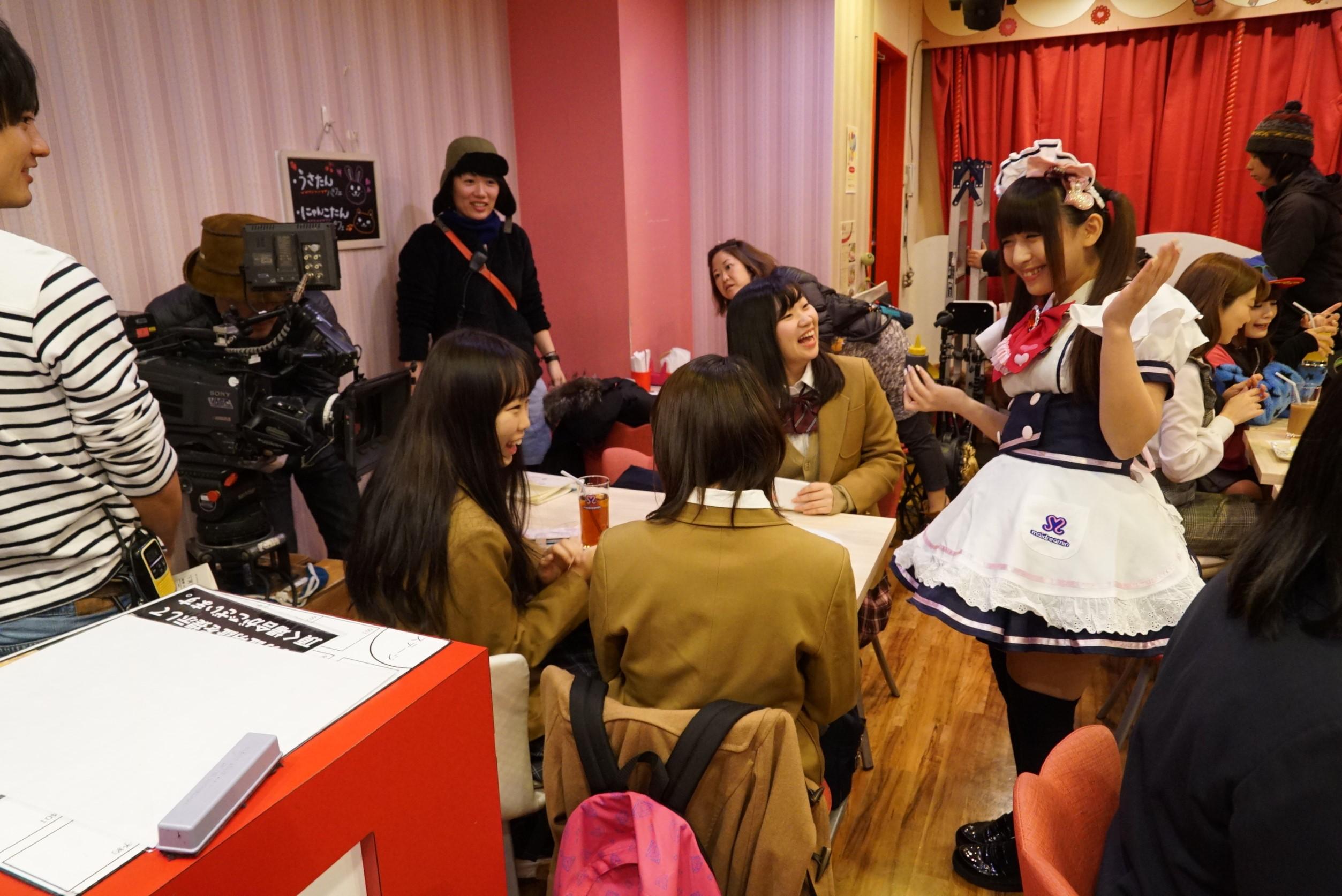 NekoPOP-maidreamin-Kuragehime-Princess-Jellyfish-Fuji-Tv-ep3-2