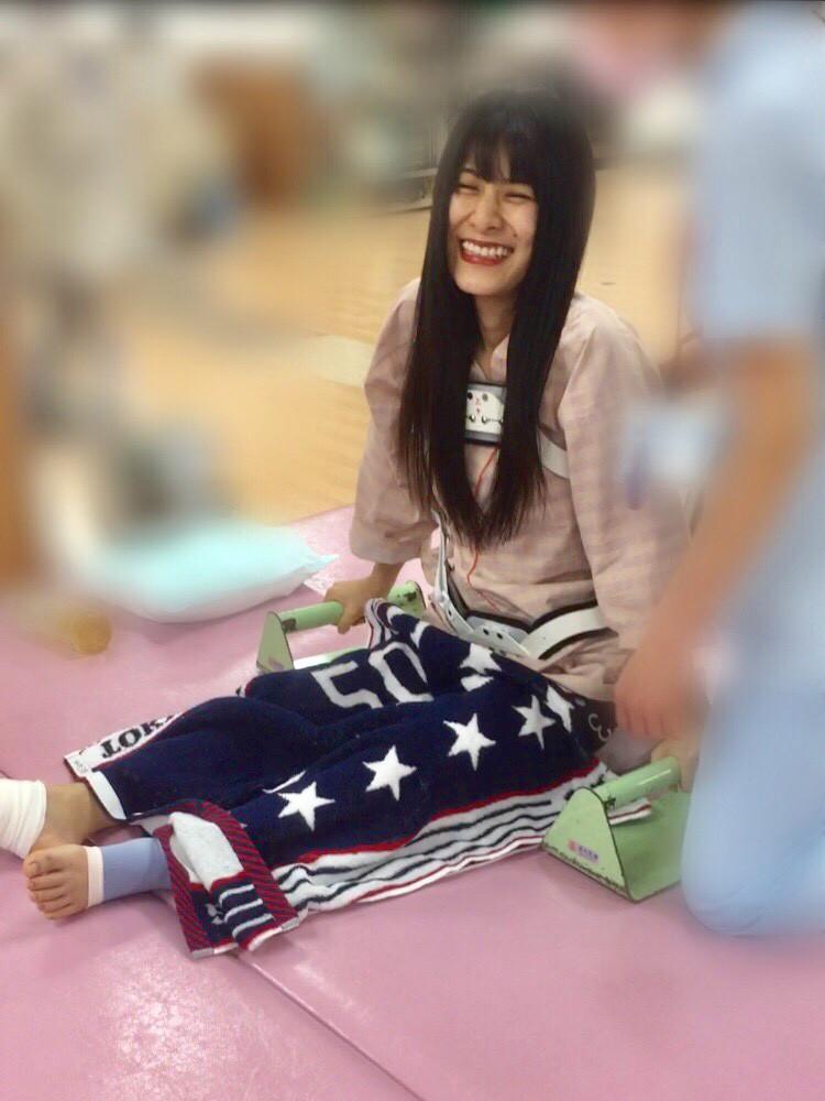 NekoPOP-Kamen-Joshi-Tomoka-Igari-injury-announcement-4